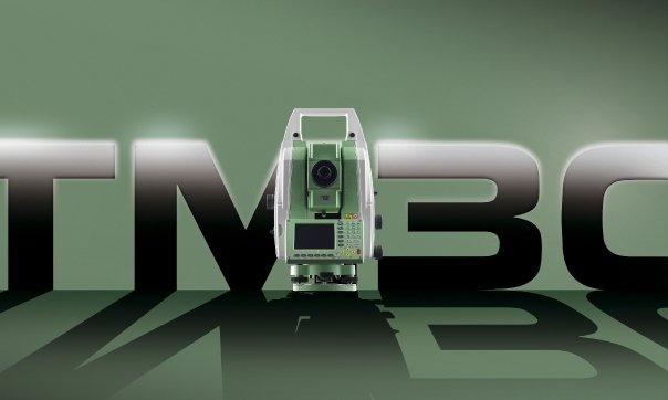 TM30(1) 全站儀 Leica TM30