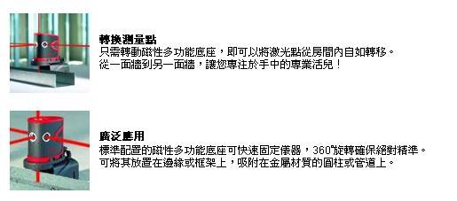 snap0029 雷射墨線儀Leica LINO P5