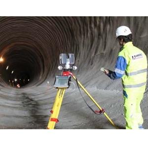 軌道、隧道掃描及變形監測系列