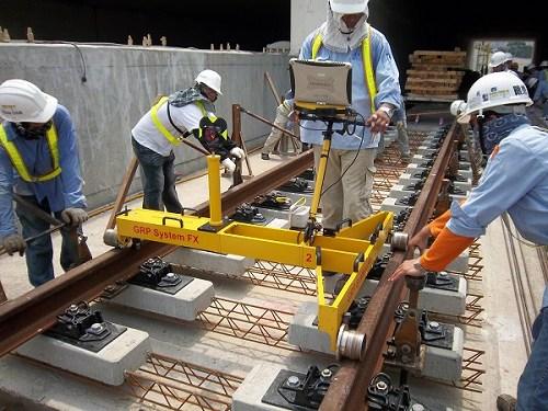 Amberg Rail 012 軌道量測系統 瑞士Amberg Rail