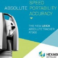 Leica AT960 Laser Tracker-1