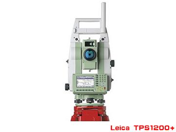 Leica TPS1200+ -1