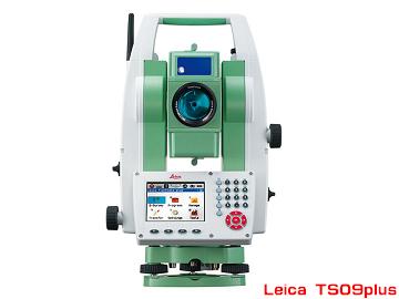 Leica TS09+-1