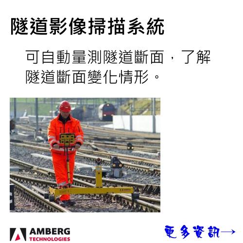 隧道影像掃描系統