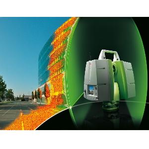 三維雷射掃描系列