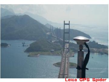 Leica GPS Spider-1