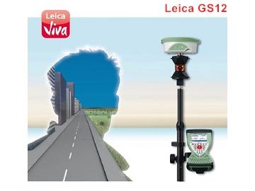 衛星定位儀Leica GS12