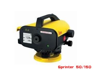 電子水平儀Sprinter 50.150-1