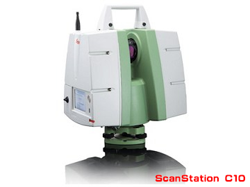 ScanStation C10-1