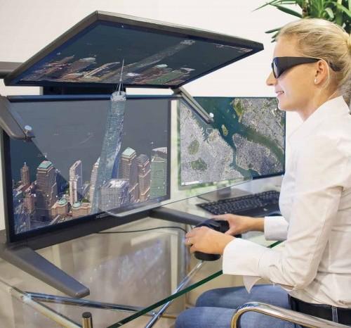 立體觀測系統